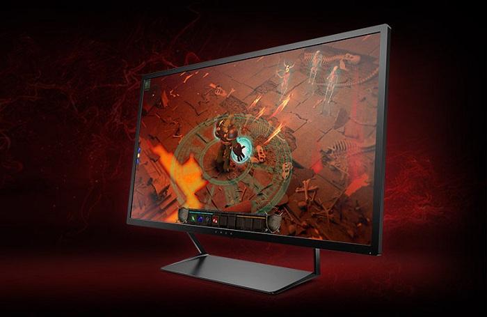 HP OMEN 32 Gaming монитор с AMD FreeSync Technology