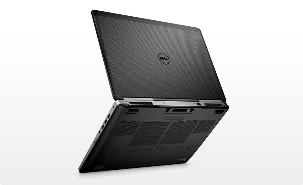 Dell Precision 7720 – 17 инчовият лаптоп за CAD